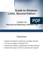 CWNA Guide to Wireless LAN's Second Edition - Chapter 6
