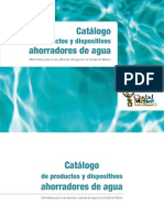 Catalogo Dispositivos Ahorradores