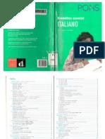 Gramática esencial italiano