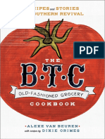 Excerpt from The B.T.C. Old-Fashioned Grocery by Alexe van Beuren and Dixie Grimes