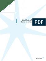 1.6.2.0 Live Meeting Tour y Curso en Línea