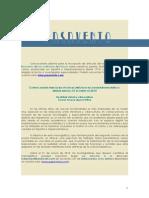 Convocatoria   2º numero Pasavento Revista Estudios Hispanicos