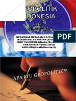 Kelompok 7- Geopolitik Indonesia