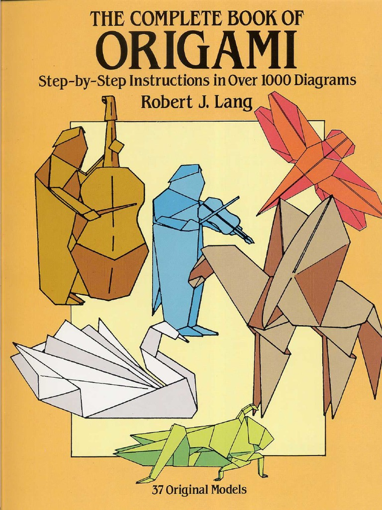 The complete book of origamipdf jeuxipadfo Image collections