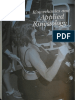 ACE-CPT - Ch3 - Biomechanics and Applied Kinesiology