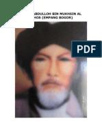 Habib Abdulloh Bin Mukhsin Al Athos