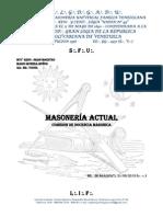 014   Masonería Actual   02SEP2013