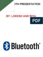 bluejack-ppt | Bluetooth | Telecommunications Engineering