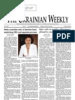 The Ukrainian Weekly 2009-35