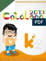 Catalogo KDOCE 2013 Historia