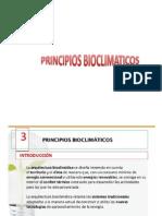 NOVENA Clase Principios Bioclimaticos
