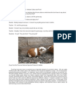 History of the guinea pig
