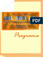 Programa Oficial Largo