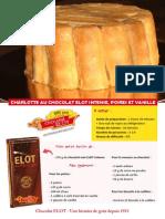 Charlotte au chocolat ELOT Intense, poires et vanille.pdf