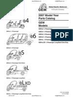 2007 Parts Catalog