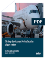 Suggested Development for the Croatian Airport System - 2005.