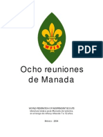 8 Reuniones de Manada