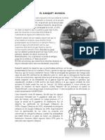 Historia Del Basquet a Nivel Mundial y Peruano