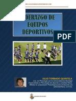 Liderazgo en Equipos Deportivos.