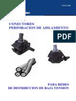 Conectores de Perforación Funcionamiento