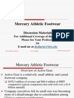 Mercury Athletic Slides