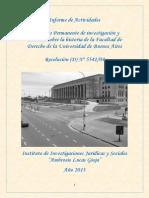 2013 Seminario Permanente Informe de Actividades