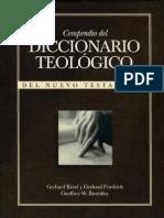 Compendio Del Diccionario Del NT