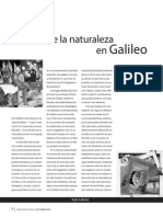 El Libro de La Naturaleza en Galileo