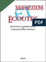 James - Telecommunications Et Ecoutes
