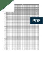 Plantilla Proyecto Cronograma y Presupuesto