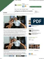 2013-11-16 Mediamza (Argentina)-Actores españoles desplegaron su talento en nuestra ciudad - Mediamza.pdf