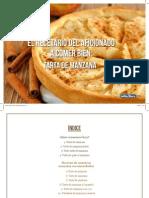 Recetario Tarta Manzana PDF Gratis