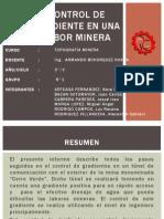 101485942 Control de Gradiente en Una Labor Minera
