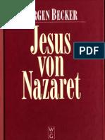 Becker, Jürgen - Jesus von Nazaret, 1996
