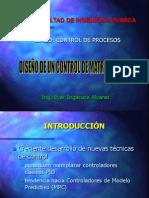 Control de Matriz Dinamica