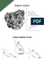 Engine Cycles - Fundamentals