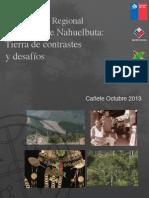 Afiche Seminario de Nahuelbuta
