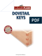Dovetail Keys tutorial