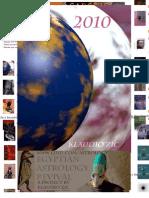 2010 Astrological Forecast
