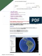 75912779 Crea Curvas de Nivel Pasa de Google Earth a AutoCAD Taringa