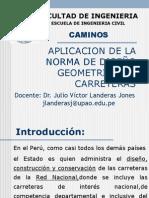 1.- DISEÑO GEOMETRICO DE CARRETERAS