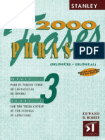 2000 Bilingual Phrases 3
