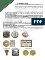 Tarea La Historia Del Dinero
