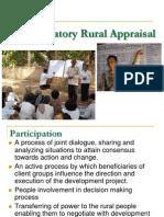 SS6b_Participatory Rural Appraisal