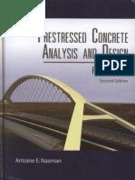 Prestressed Concrete Analysis and Design Fundamentals - Naaman