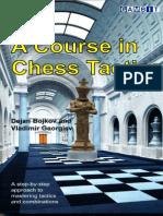 A Course in Chess Tactics (Dejan Bojkov