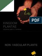 Biology Kingdom Plantae