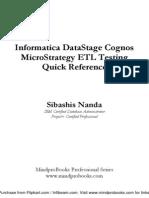 147809209 Informatica Datastage Cognos Mstr Sample Pages