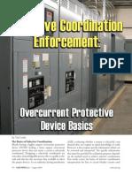 CooperBussmann Selective Coordination Enforcement