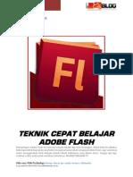 eBook-Teknik Cepat AdobeFlash